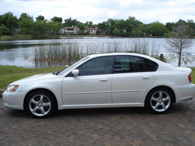 Winter Park Sales 2006 Subaru Legacy 2 5 Gt Limited Sedan Awd 19 999