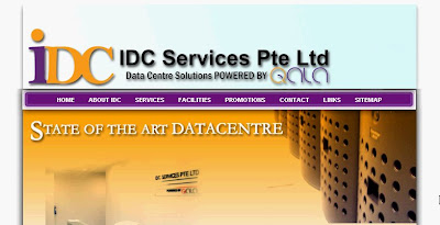 IDC Services Pte Ltd, A Creative Company