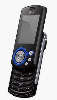 LG mobile ke600