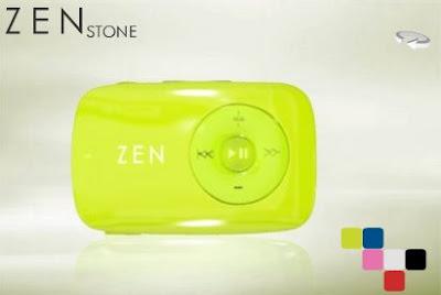 Creative Zen Stone