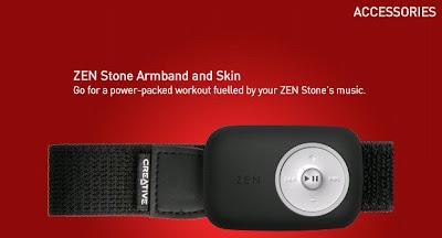 Creative Zen Stone Armband