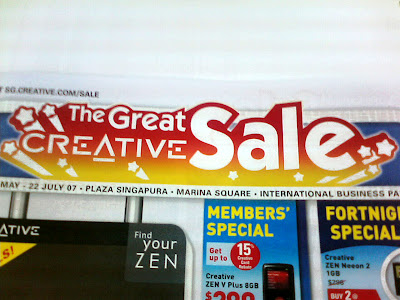 Creative Sales