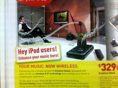 iPod Accessory