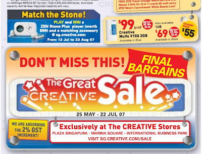 Great Creative Sales