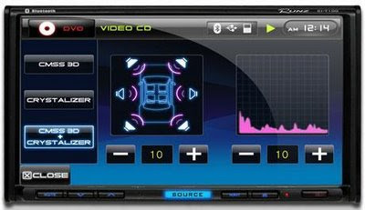 Enjoy Creative X-Fi Effects In Your Car