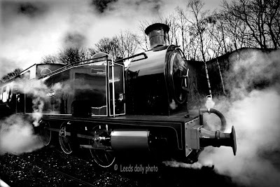 Steam Train Nunlow