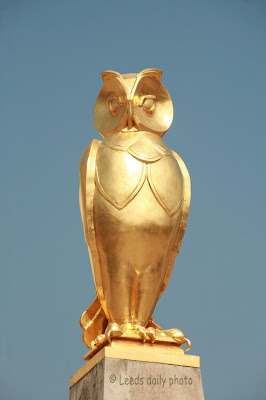 Leeds Golden Owl