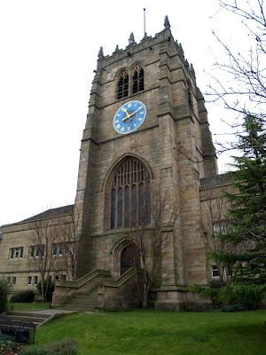 Bradford Cathedral Tower
