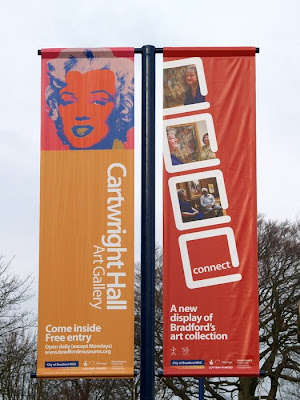 Banner Cartwright Hall Bradford