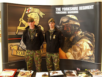 Soldiers Yorkshire Regiment