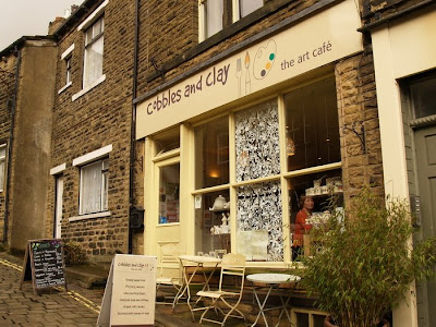 Cobbles Art Cafe Haworth