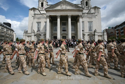 Yorkshire Regiment Leeds Civic Hall