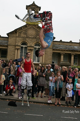 Powerbocking Somersault Saltaire