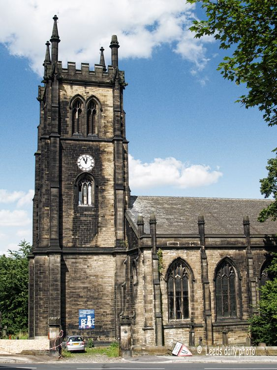 Church Saint Mark Leeds