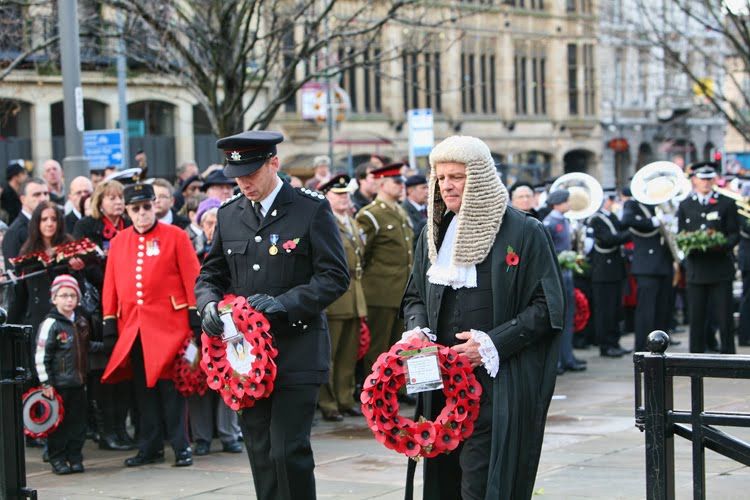 Remembrance Sunday Leeds