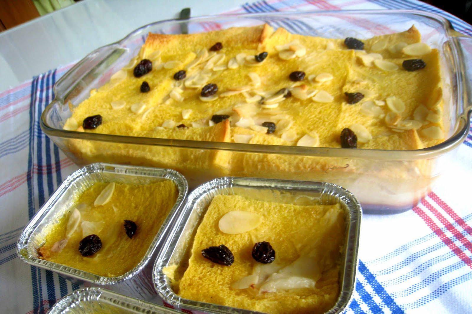 resepi kek coklat dengan topping bengkang roti kukus