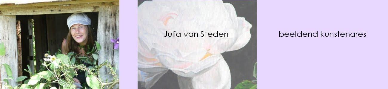 Julia van Steden - beeldend kunstenares