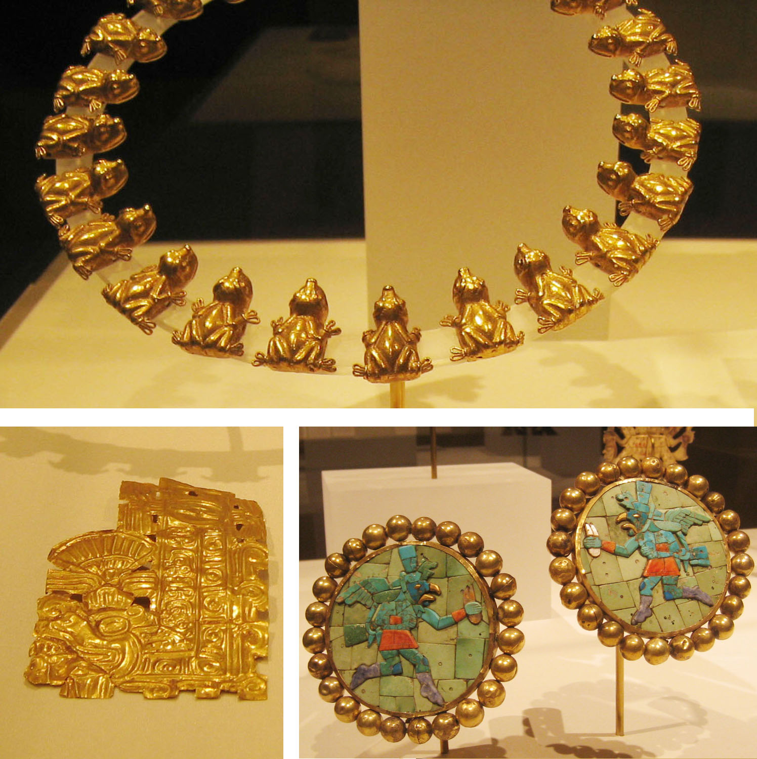 gemagenta pre columbian jewelry at met museum