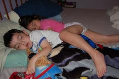 Sweet Sleeping Babies