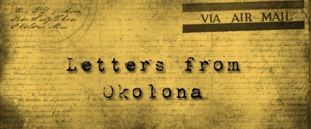 Letters From Okolona