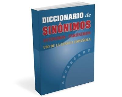 Diccionario Sinonimos Antonimos Paronimos Diccionario ... - photo#4