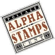 Alpha Stamps