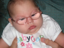 glasses at 12 weeks old...