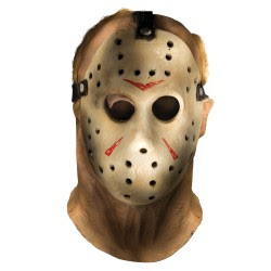 Jason Scary Horror Movie Characters Halloween Masks Pictures Seen on www.VyperLook.com