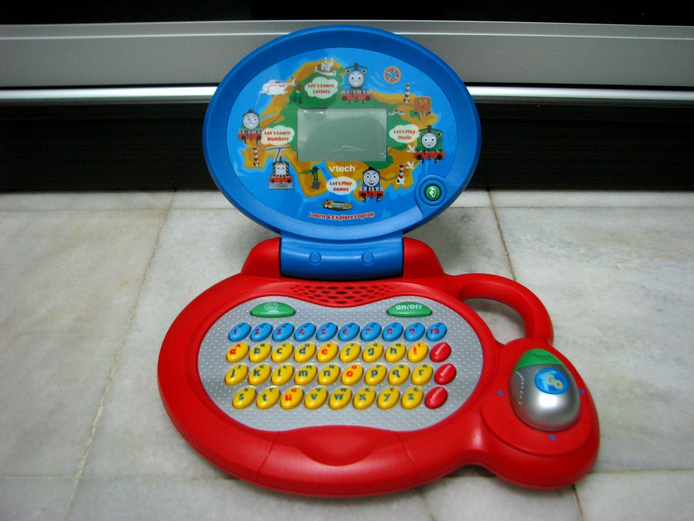 Fisher-Price Thomas & Friends Leader of the Pack Laptop ...