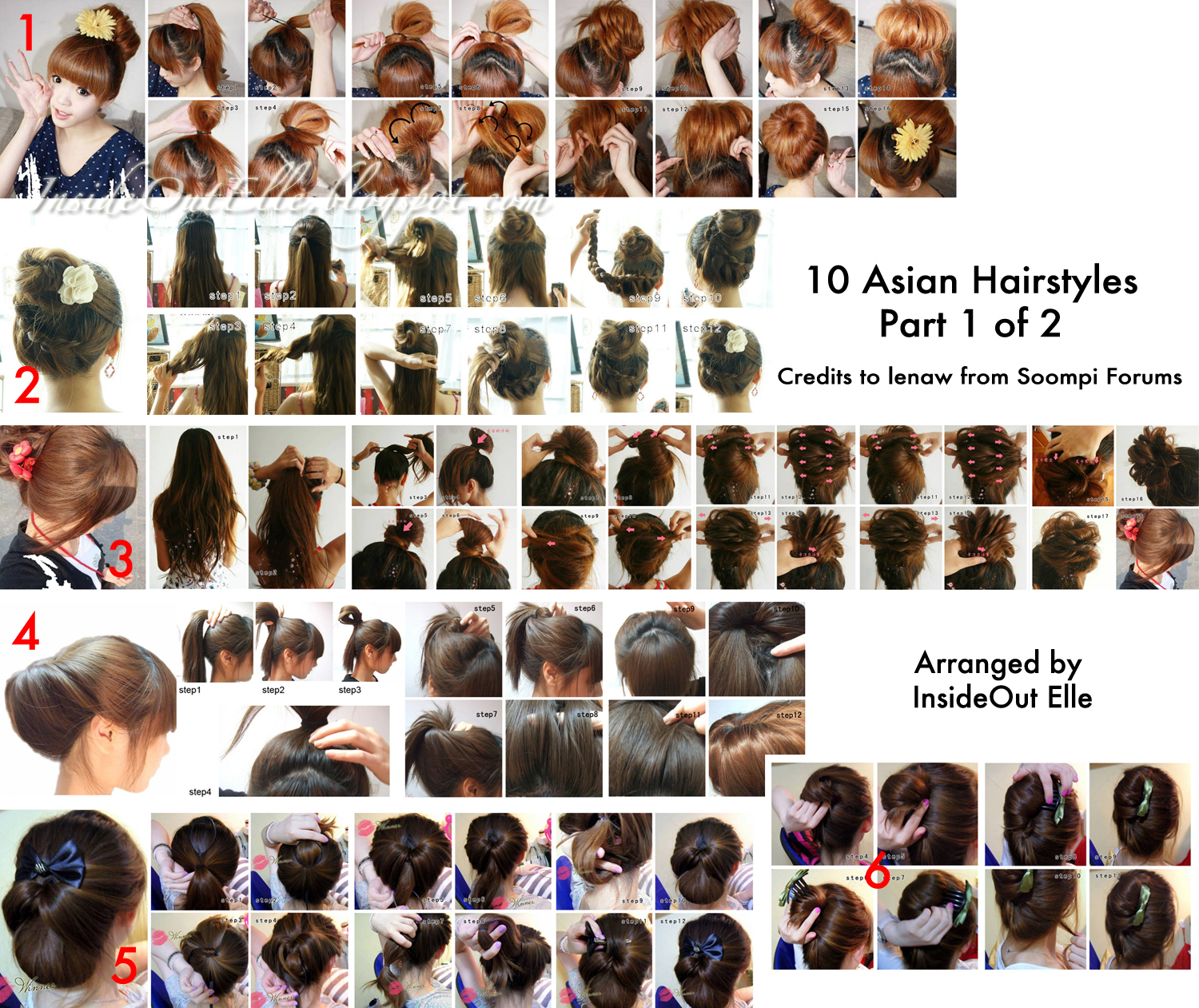 Cool Hairstyles 4 School : Insideoutelle asian hairstyles