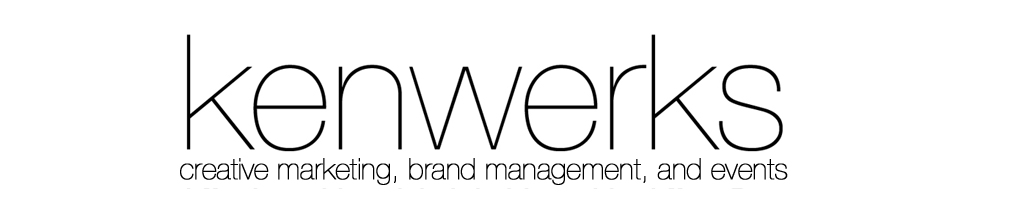 creative marketing firm in LA &amp; NYC // kenwerks // brand management, marketing, events