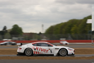 Young Driver AMR Silverstone DBR9