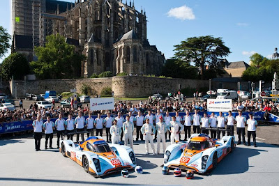 Aston Martin Racing Le Mans LMP1