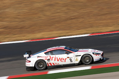 Young Driver AMR: fourth in Qualifying Race