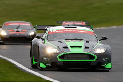 Barwell Motorsport: British GT - Brands Hatch GP