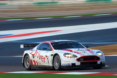 Young Driver AMR: Ready for GT1 World 2011