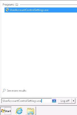 Windows 7 : Adjust User Account Control Settings in Microsoft Windows 7 ( UAC )