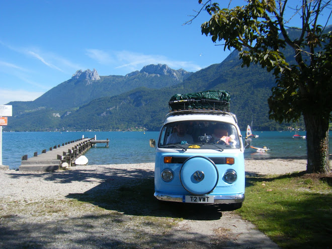 Irene, Volkswagen Type 2 Bay window Brazilian campervan