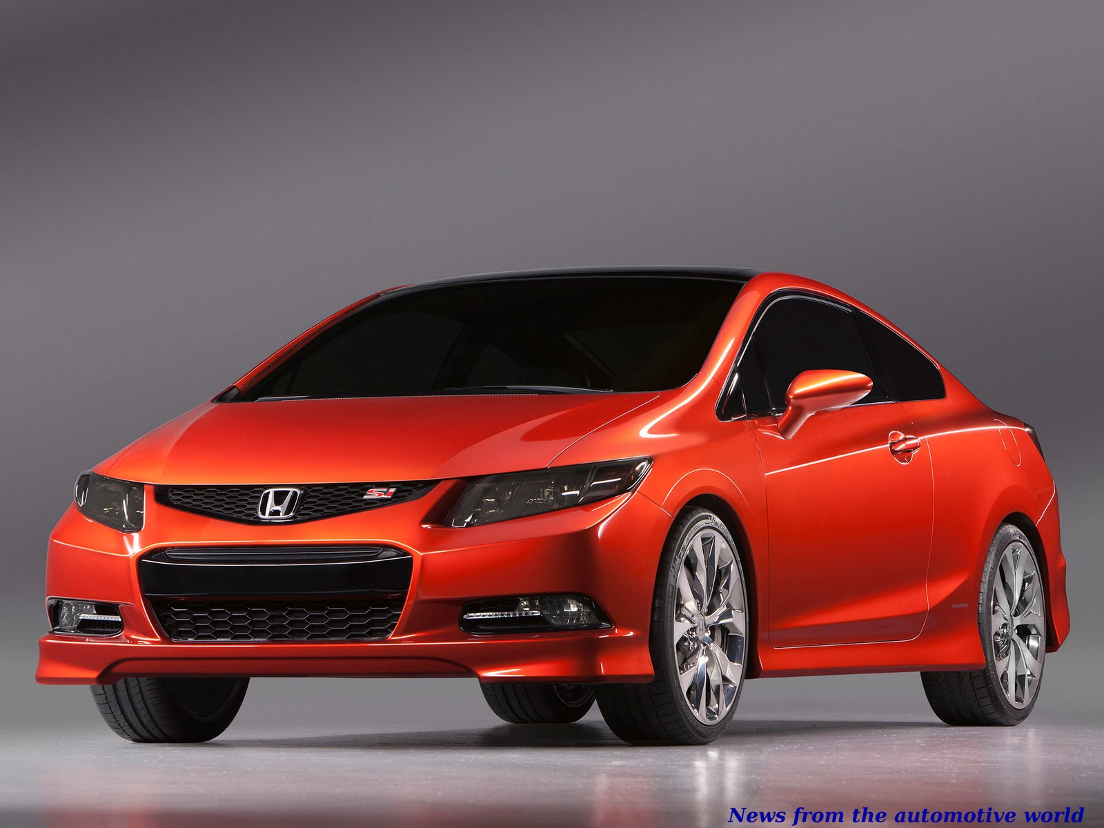 2011 honda civic si news from the automotive world. Black Bedroom Furniture Sets. Home Design Ideas