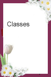 Classes I Offer