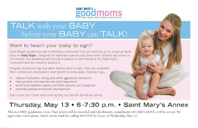 Baby Signs Workshop