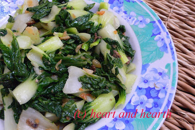 how to cook baby bok choy for stir fry