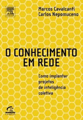 capa do livro conhecimento em rede