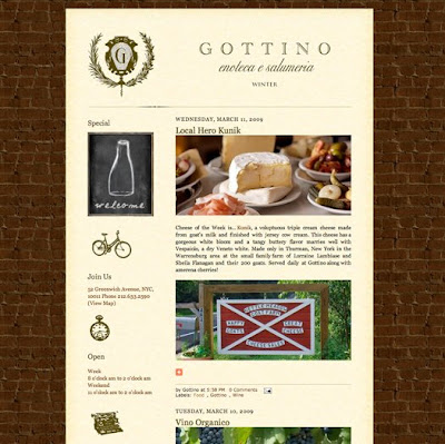 gottino, green, design, eco