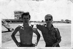 انجليز في مطار عدن 1965
