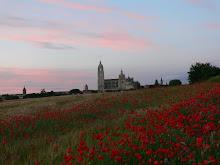 Los alrededores de Segovia. Un paseo en la paz del atardecer