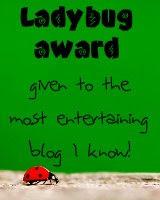 Ladybug Award