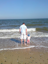 Daddy and olivia