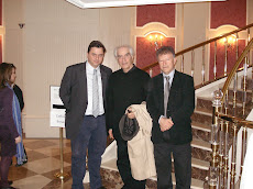 Με τον Καθηγητή Χρήστο Γιανναρά και τον Γεώργιο Πετρίτση