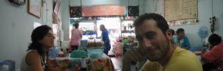 Restaurante en Pak Khlong